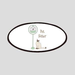 Pet Sitter Patches