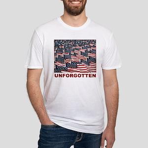 Unforgotten  Fitted T-Shirt