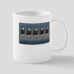 Bald Eagle Laughter - Mug