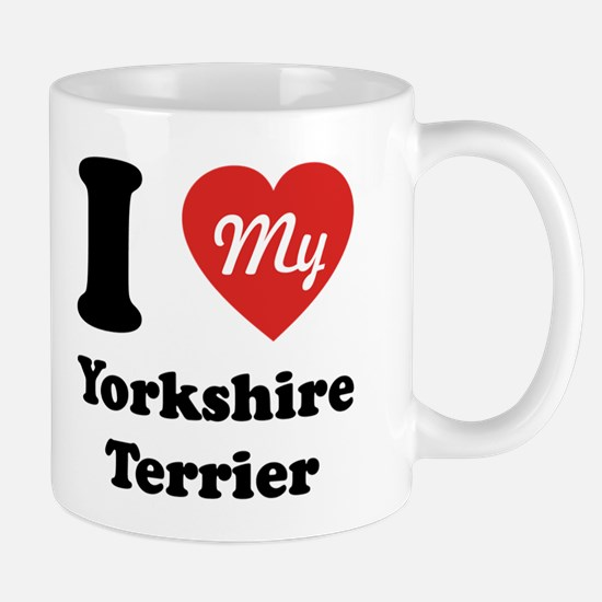 I Heart My Yorkshire Mug