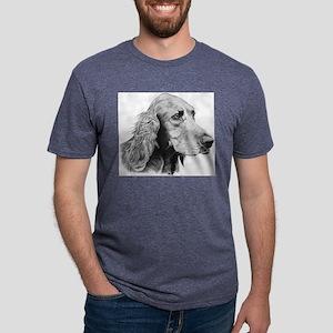 Irish setter Mens Tri-blend T-Shirt