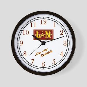 L&N Wall Clock