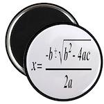 The Quadratic Formula Awesome Math 2.25
