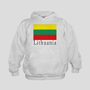 Lithuania Kids Hoodie