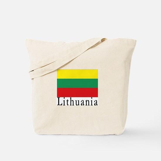 Lithuania Tote Bag