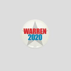 WARREN 2020 Mini Button