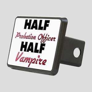Half Probation Officer Half Vampire Hitch Cover