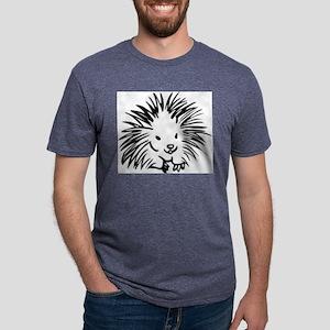 clip63 Mens Tri-blend T-Shirt