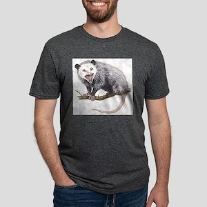 Opossum Mens Tri-blend T-Shirt
