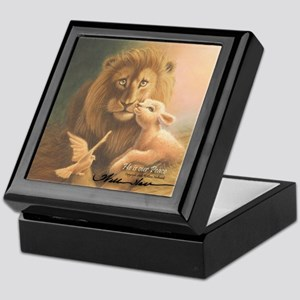 """""""He is our Peace"""" Fine Art Gift Box"""