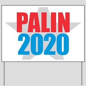 PALIN 2020 Yard Sign
