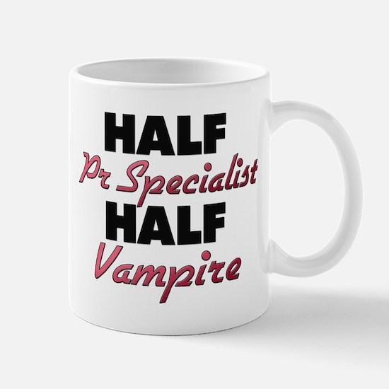 Half Pr Specialist Half Vampire Mugs