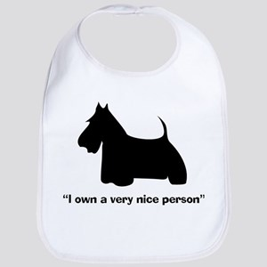 I OWN A VERY NICE PERSON Bib