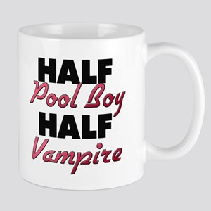 Half Pool Boy Half Vampire Mugs