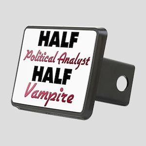 Half Political Analyst Half Vampire Hitch Cover
