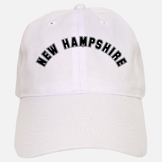 New Hampshire Baseball Baseball Cap