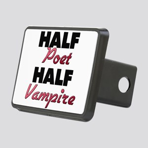 Half Poet Half Vampire Hitch Cover