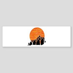 SHINE ON KENTUCKY Bumper Sticker