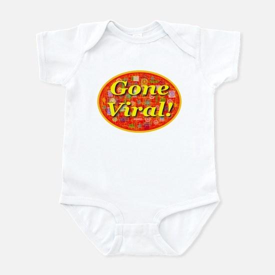 Gone Viral Infant Bodysuit