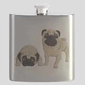 Pugs Flask