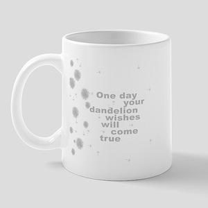 Dandelion Wishes Mug