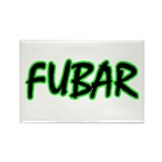 FUBAR ver3 Rectangle Magnet (10 pack)