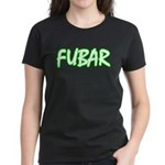 FUBAR ver3 Women's Dark T-Shirt