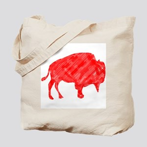 R Buffalo Roam Tote Bag