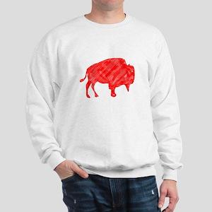 R Buffalo Roam Sweatshirt