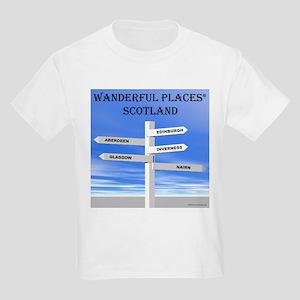 Scotland Kids T-Shirt