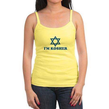 KOSHER T-SHIRT, I'M KOSHER SHIRT, JEWISH TEE SHIRT