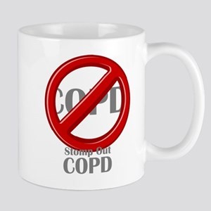 Stomp Out COPD Mugs