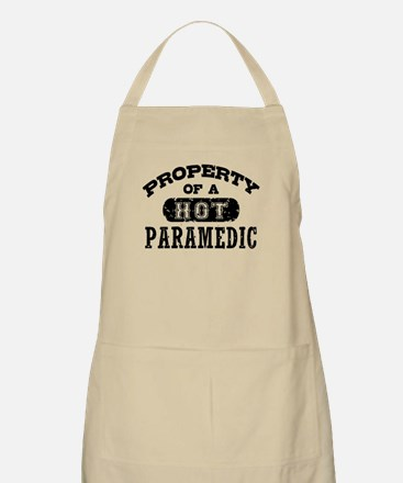 Property of a Hot Paramedic Apron