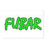 FUBAR ver4 Postcards (Package of 8)