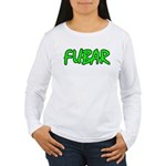 FUBAR ver4 Women's Long Sleeve T-Shirt