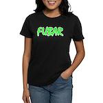 FUBAR ver4 Women's Dark T-Shirt