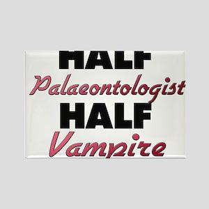 Half Palaeontologist Half Vampire Magnets