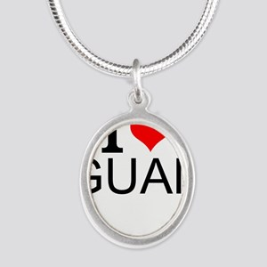 I Love Guam Necklaces
