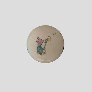 piglet Mini Button