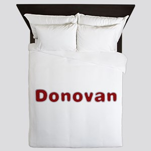 Donovan Santa Fur Queen Duvet