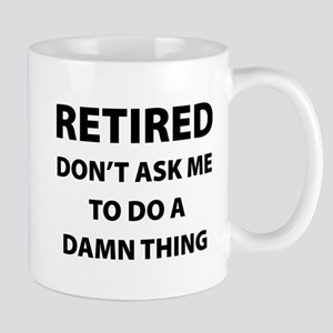 Retired Large Mugs