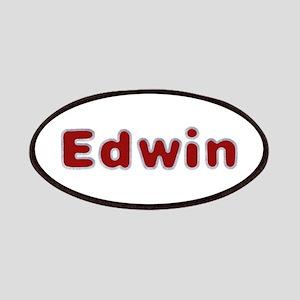 Edwin Santa Fur Patch