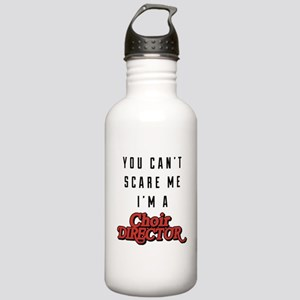 You Can't Scare Me I'm Stainless Water Bottle 1.0L