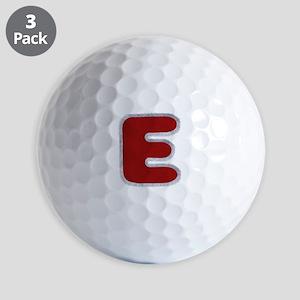E Santa Fur Golf Balls