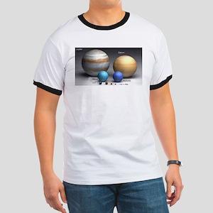 Solar System Planets Ringer T