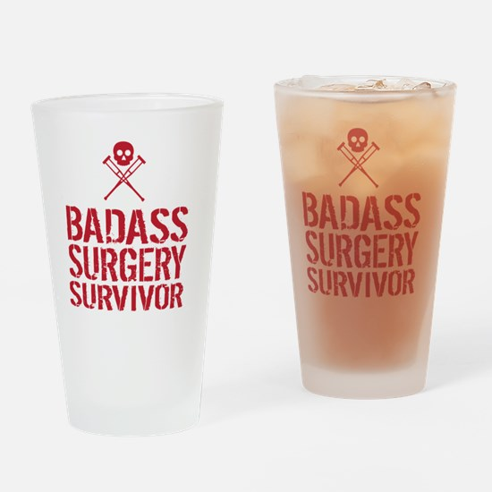 Unique Surgery Drinking Glass