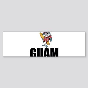 Guam Bumper Sticker