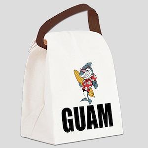 Guam Canvas Lunch Bag