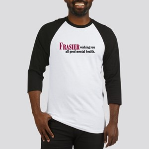 Frasier Good Mental Health Quote Baseball Jersey