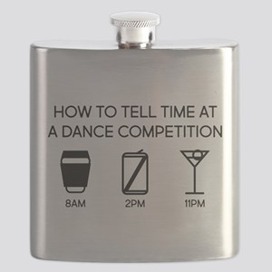 How To Tell Time At A Dance Competition Flask